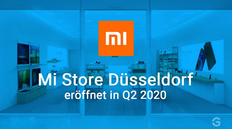 Xiaomi-Store Düsseldorf