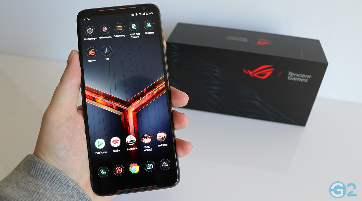 Asus ROG Phone 2 im Test
