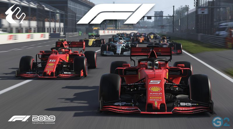 Formel 1 Grand Prix 2020 virtuell