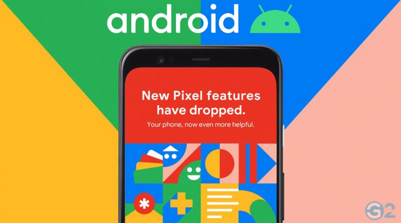 Google Pixel Android Update