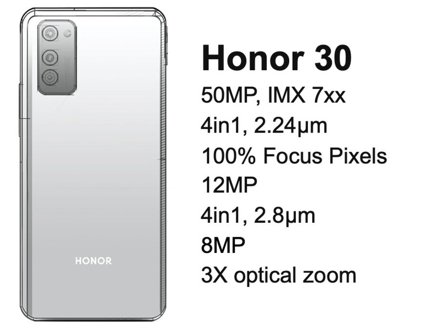 Honor 30 und Honor 30 Pro