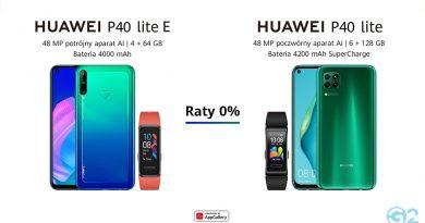 Huawei P40 Lite und P40 Lite E