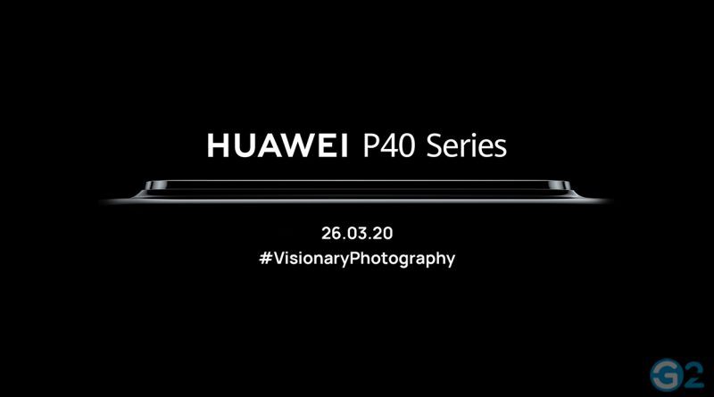 Huawei P40 Series Event