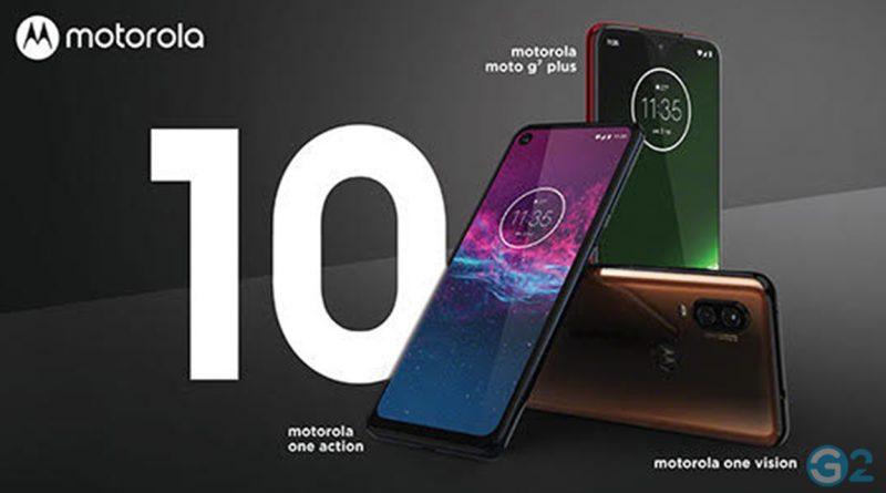 Motorola Update der Vorjahresmodelle