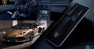 Oppo Find X2 Lamborghini Edition