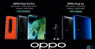 Oppo Find X2 und Find X2 Pro