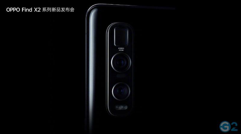 Oppo Find X2 Pro Kamera
