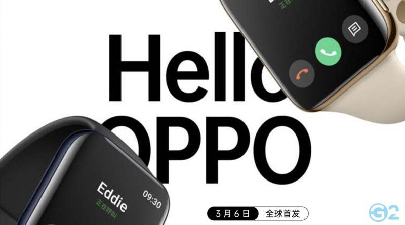 Oppo Find X2 und Smartwatch Präsentation
