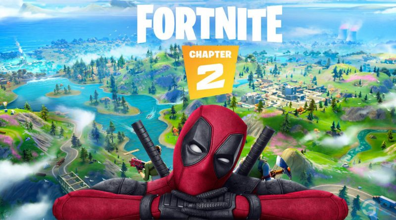 Fortnite Deadpool-Skin