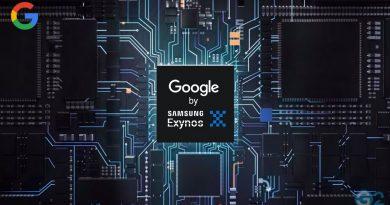 Google Silicon 101 im Pixel 6