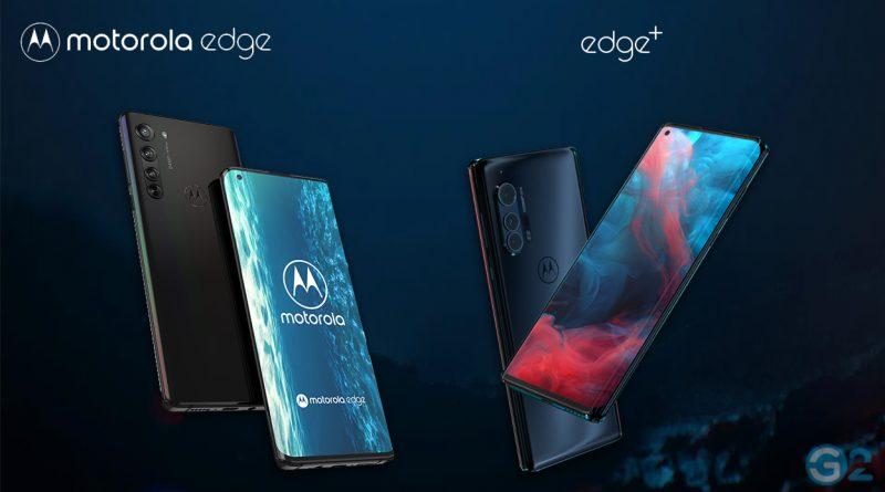 Motorola Edge und Edge Plus