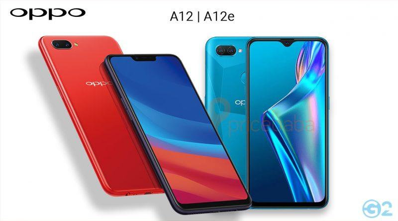 Oppo A12 und A12e