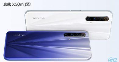 Realme X50m