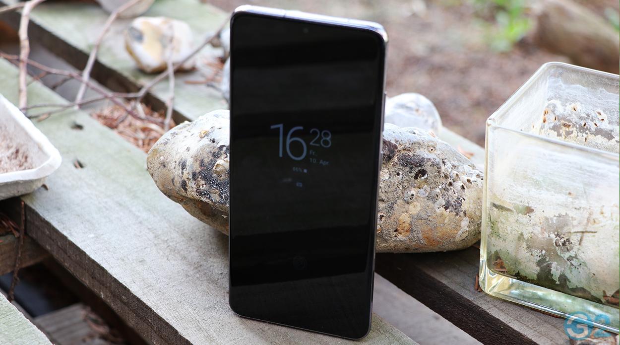 Samsung Galaxy S20 Ultra AOD