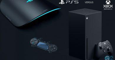 Sony PlayStation 5 vs Xbox Series X