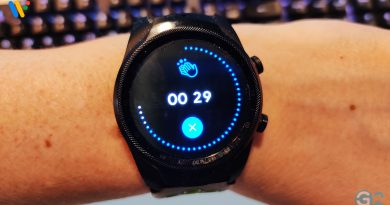 Timer der Uhr-App