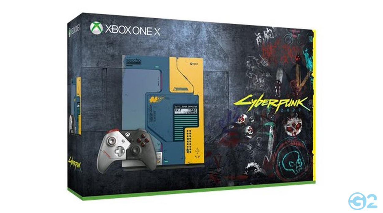 Cyberpunk 2077 Xbox One X Edition