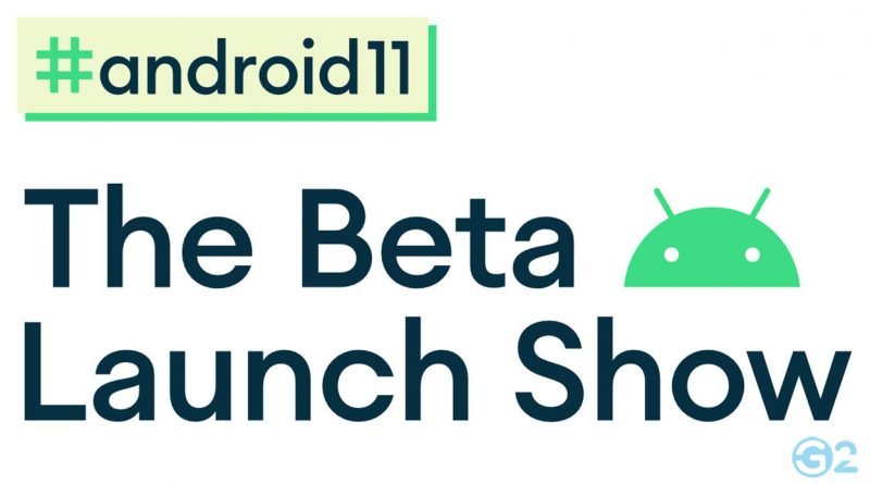 Android 11 Beta-Launch-Event