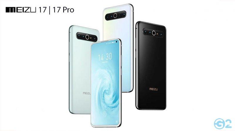 Meizu 17 & Meizu 17 Pro