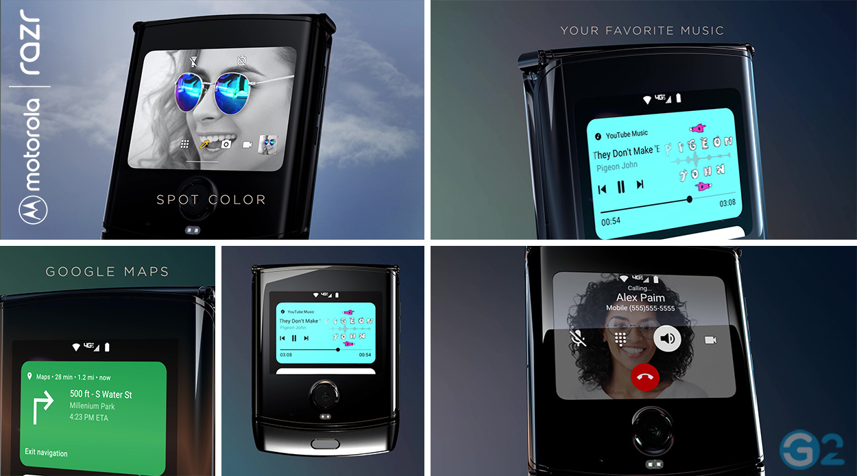 Motorola razr Android 10 Update