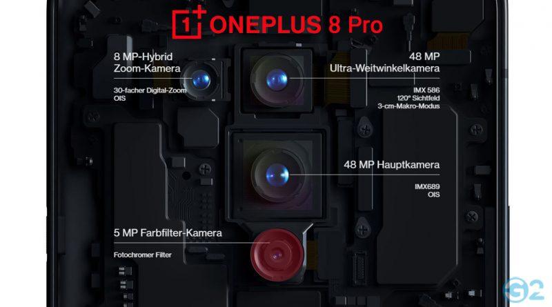 OnePlus 8 Pro Kamera