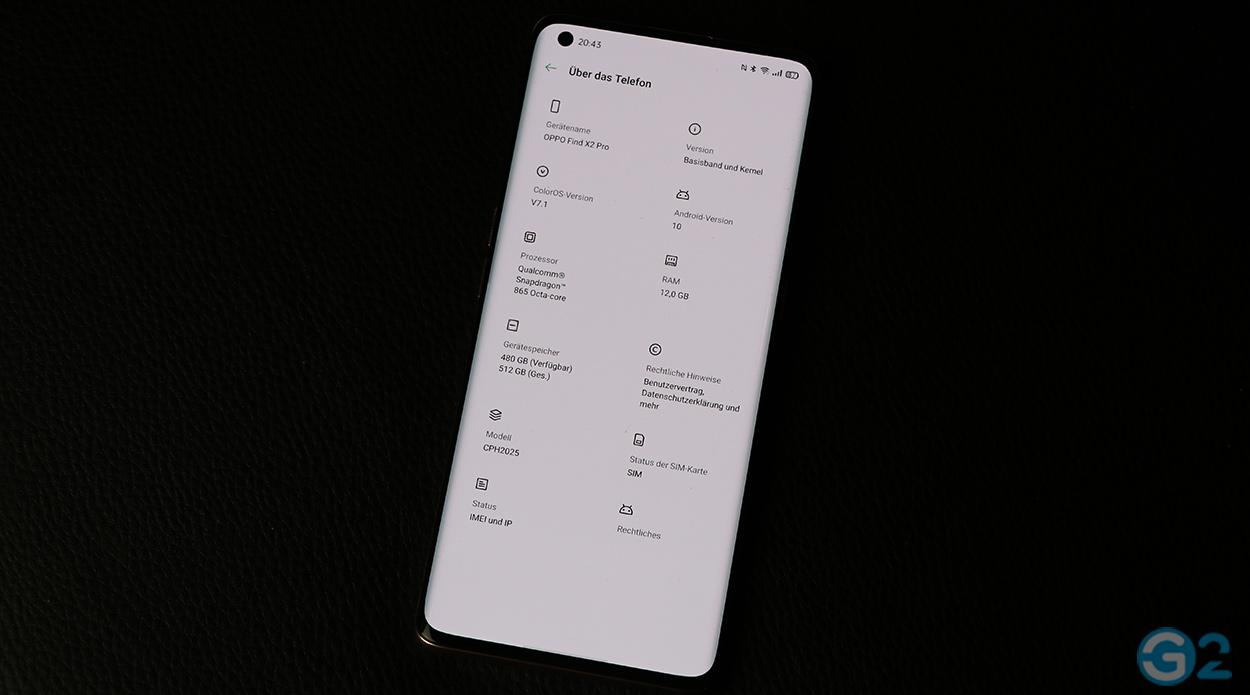 Oppo Find X2 Pro im Test