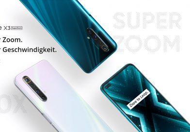 Realme X3 SuperZoom für 499 Euro offiziell vorgestellt