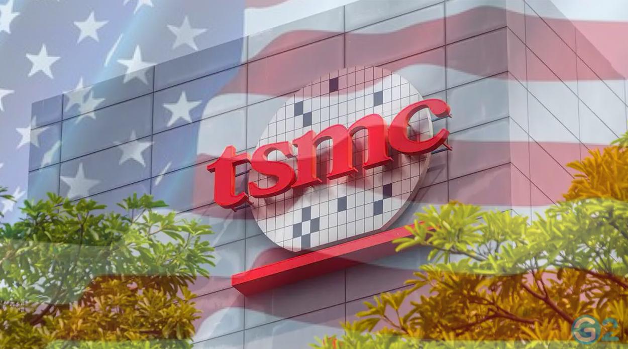 taiwanischer Chip-Hersteller TSMC