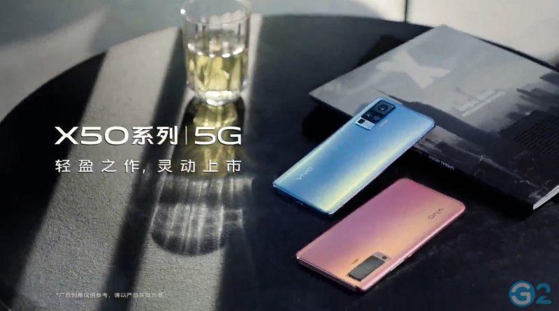Vivo X50 und X50 Pro