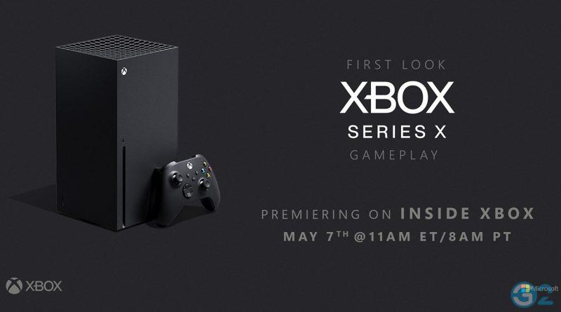 Microsoft Xbox Series X Event