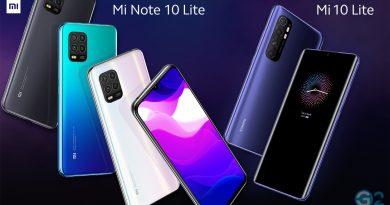 Xiaomi Mi 10 Lite und Mi Note 10 Lite