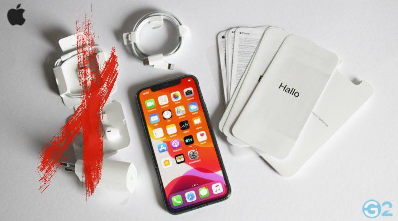 Apple iPhone 12 ohne Netzteil?