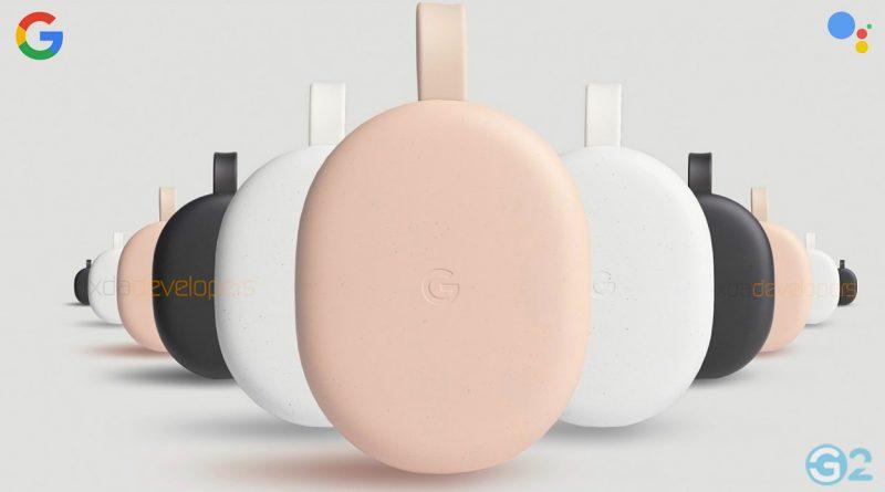 Google TV mit Fernbedienung