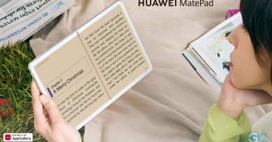 Huawei Tablets mit HMS