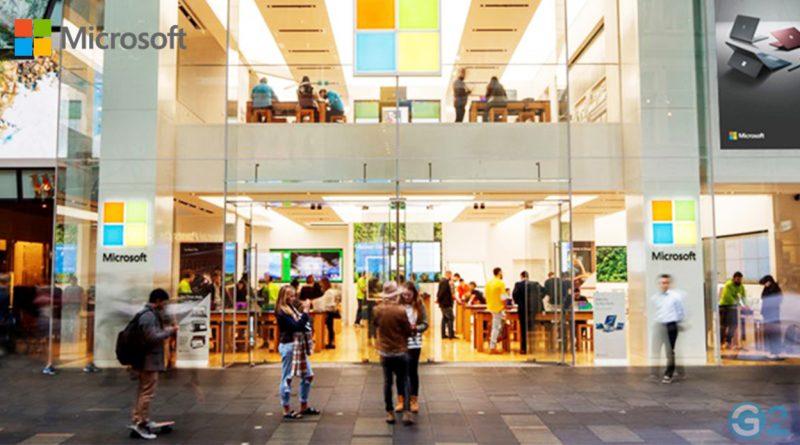 Microsoft Retail-Stores