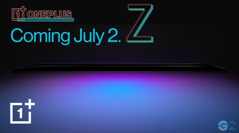 OnePlus Z Release