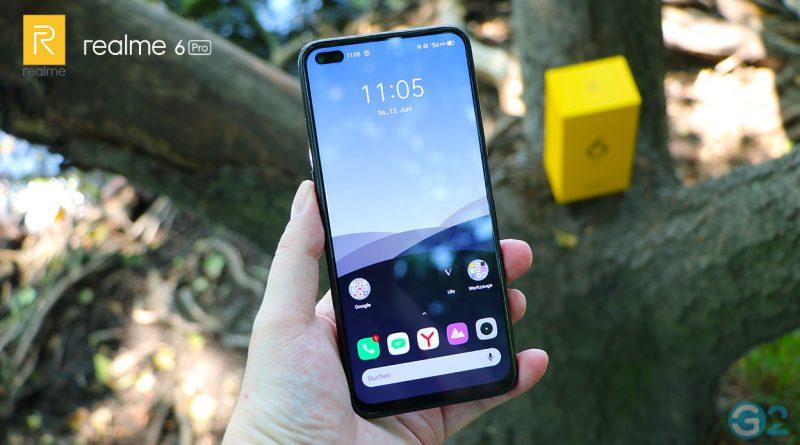 Realme 6 Pro im Video-Review