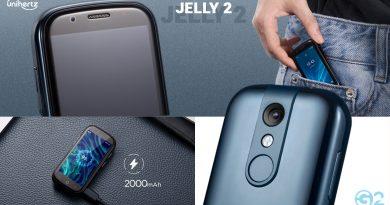 Unihertz Jelly 2