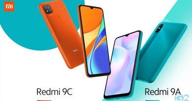 Xiaomi Redmi 9A und Redmi 9C