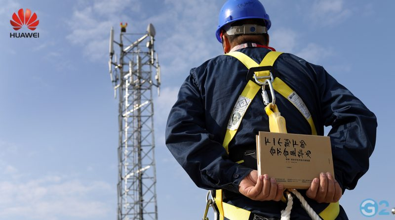 Huawei 5G-Netzwerkausbau