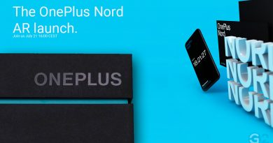 OnePlus Nord AR-Launch-Event