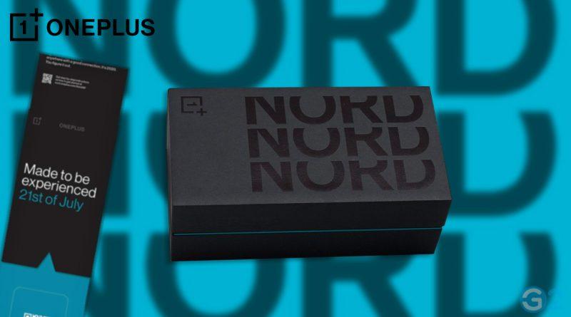 OnePlus Nord Box