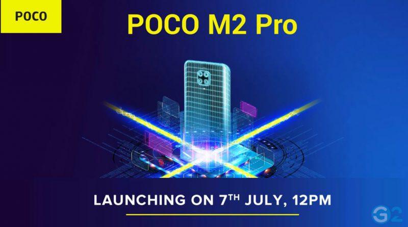 Poco M2 Pro Einladung