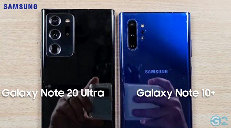 Samsung Galaxy Note 20 Ultra im Video