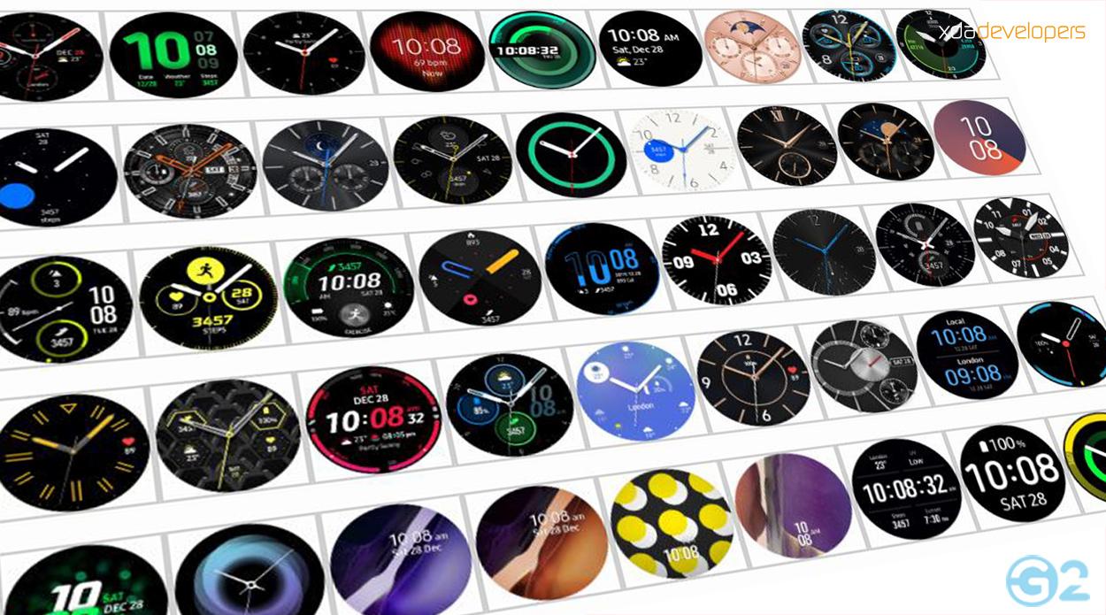 Galaxy 3 Watchfaces