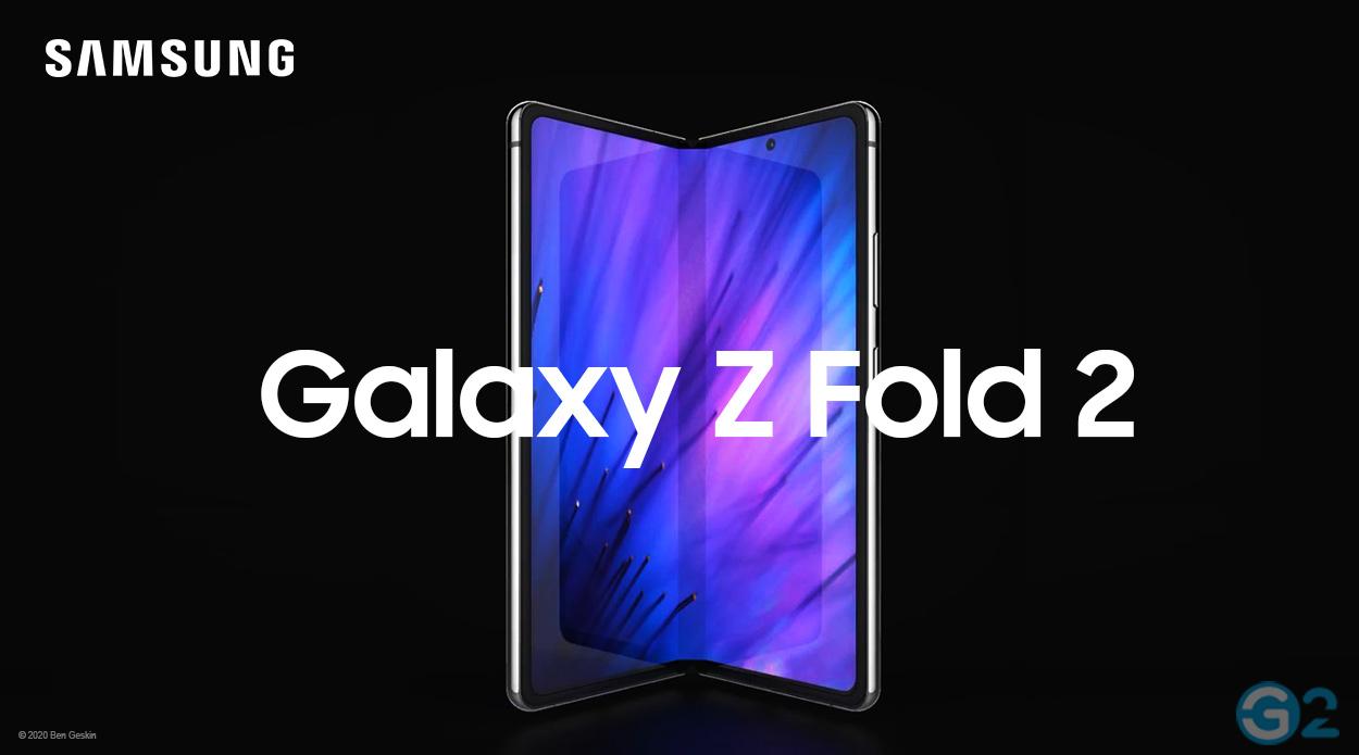 Samsung Galaxy Z Fold 2 aus der Z-Serie