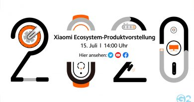 Xiaomi-Event 2020