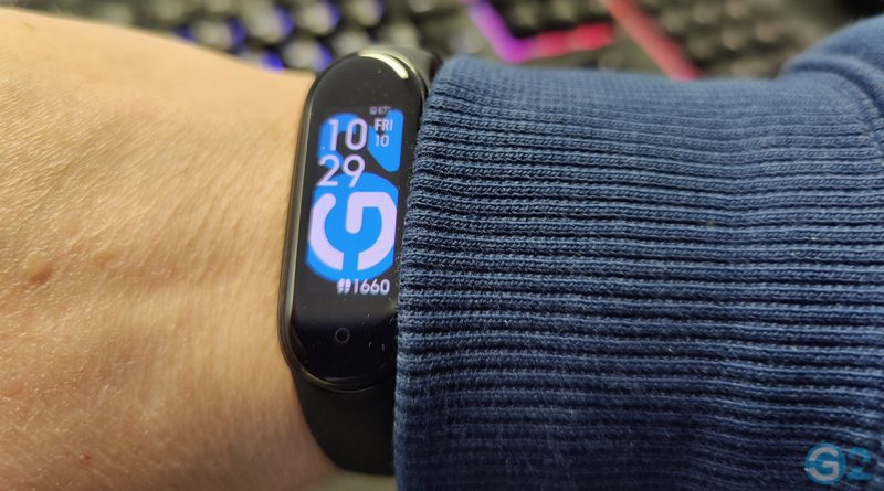 Xiaomi Band 5 Watchfaces