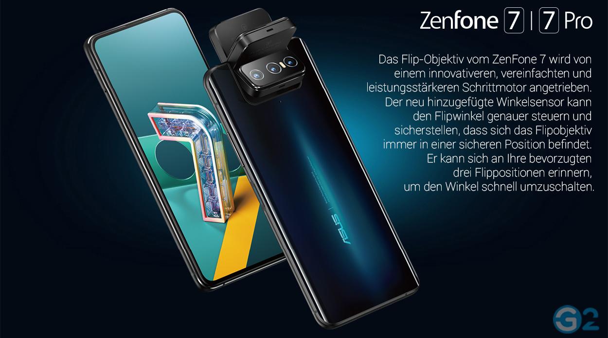Asus Zenfone 7 und 7 Pro