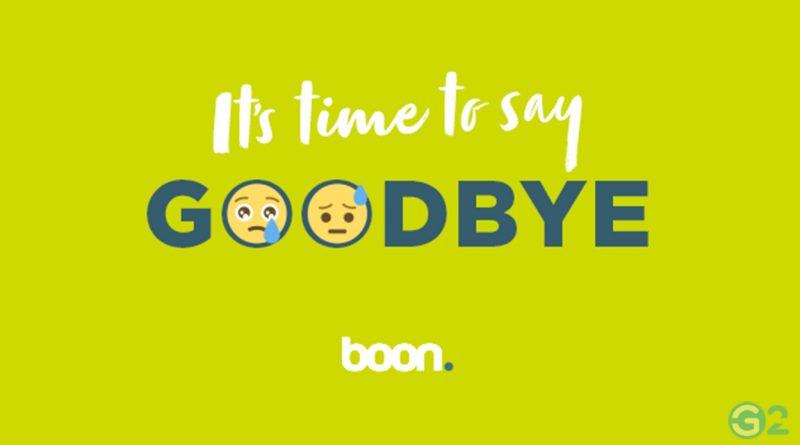 Abschied von boon